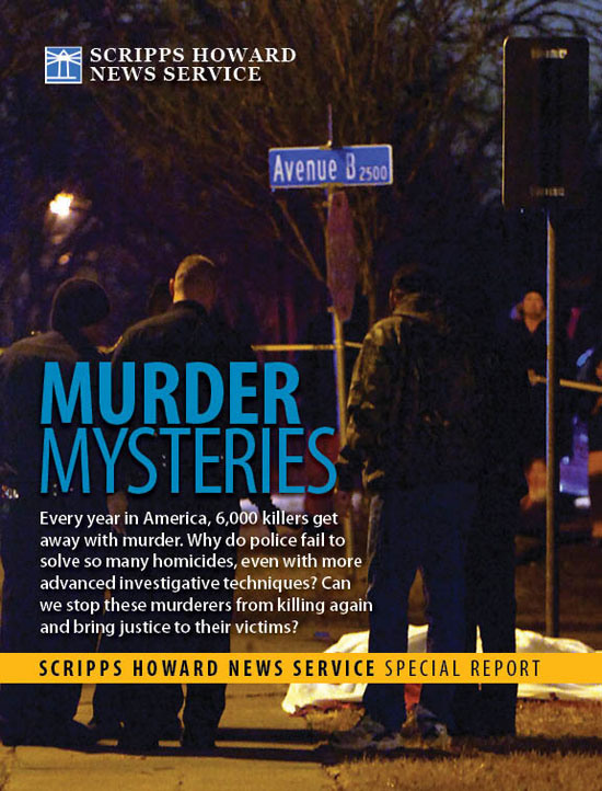 Figure 8. <em>Murder Mysteries</em> (Scripps Howard News Service)